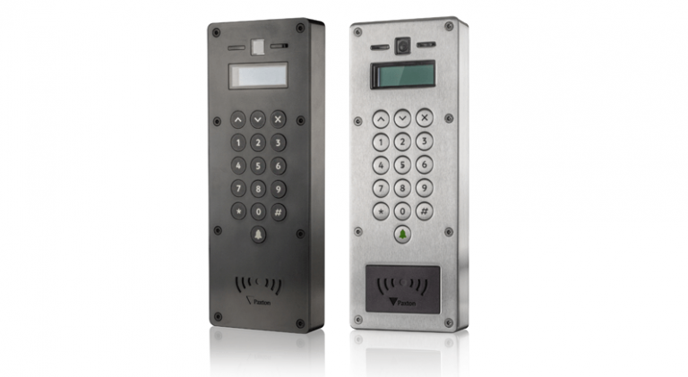 Intercom door access