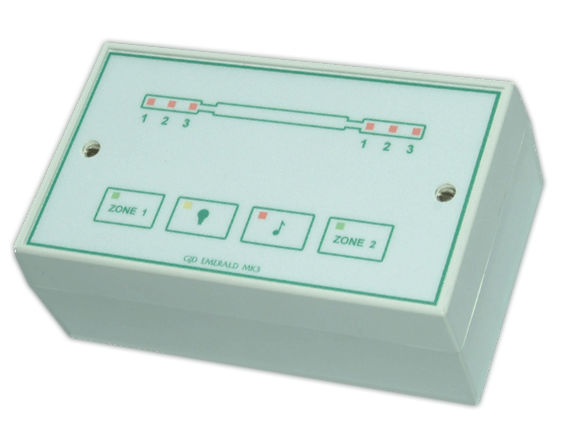 security light control panel